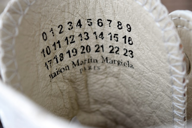 Converse x Maison Martin Margiela